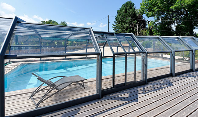 Abri piscine haut phenix sokool for Abri haut piscine