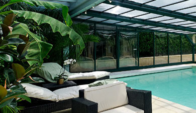 Sokool lifestyle décoration piscine